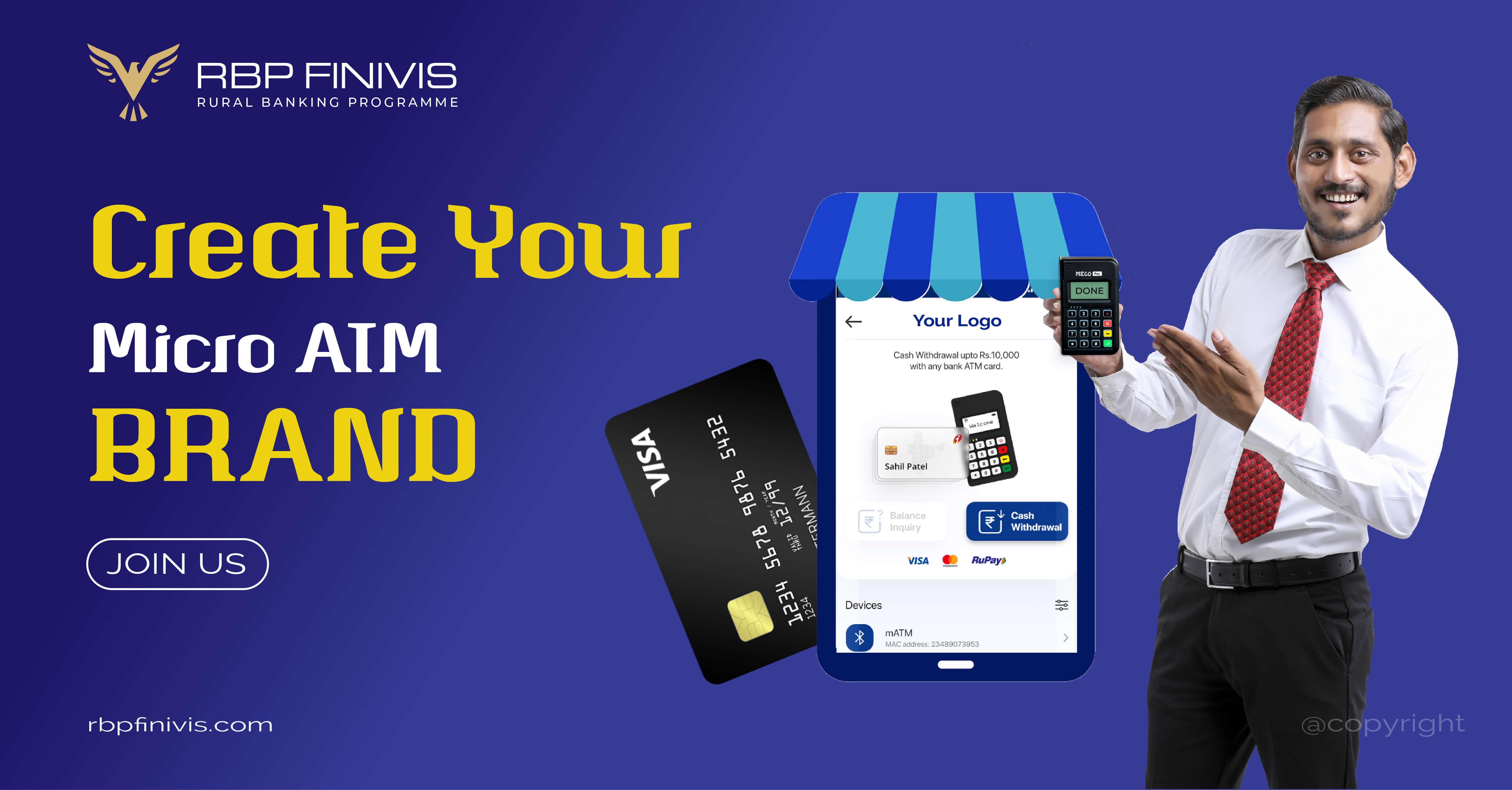 Micro ATM API Provider Company